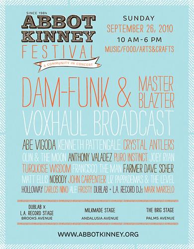 Abbot Kinney festival 2010