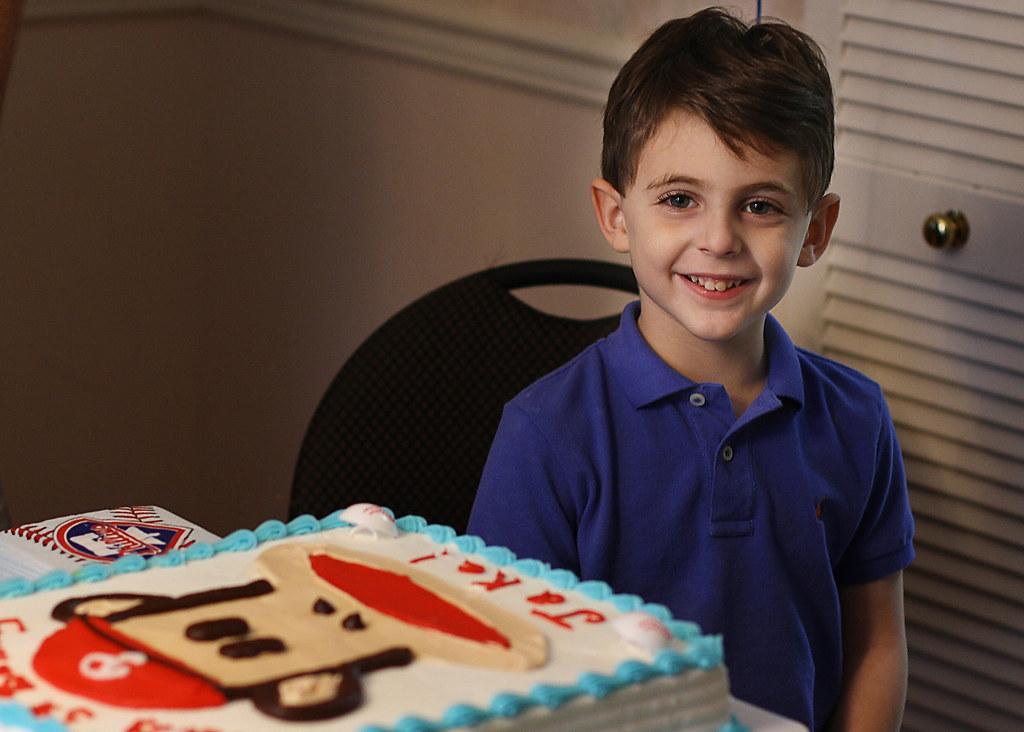 Jake on his Birthday