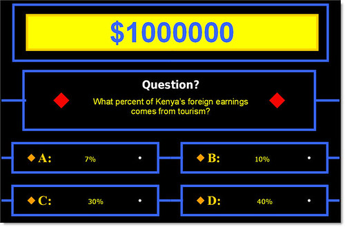 Who Wants To Be A Millionaire Template Powerpoint With Sound