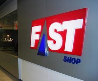fast shop lojas