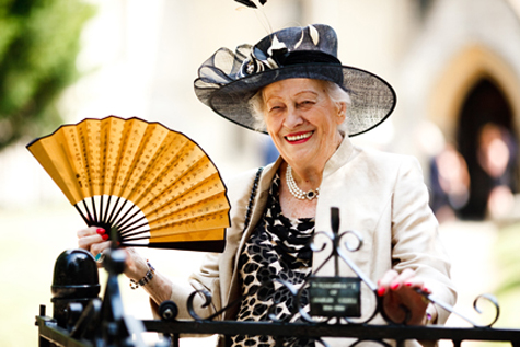 Glamorous Granny
