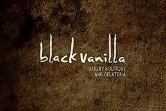 Black Vanilla Logo Texture (The Logo Smith) Tags: coffee logo design symbol icon identity bakery icecream branding logotype logodesign grahamsmith brandmark logomark typemark logodesigner imjustcreative blackvanilla