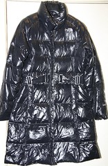 Landfill find: long North Face Down coat (longyman) Tags: ladies abandoned rotting trash found clothing junk shiny coat down clothes jacket rubbish waste discarded nylon downcoat waterproof landfill thrown padded rotted downjacket dugup thrownaway nyloncoat pufferjacket bubblejacket puffajacket nylonjacket puffercoat puffacoat bubblecoat