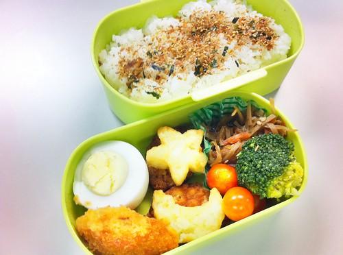 今日のお弁当 No.15 – 鰹