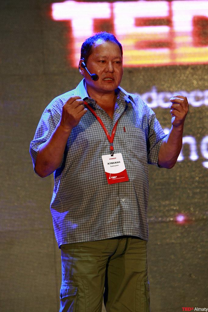 Жумажан Байжумин