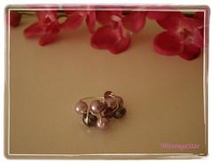 B67 (Natalocas) Tags: metal silver purple handmade craft jewelry bijoux rings roxo lils anis perles prolas bijuterias prateado bijutarias