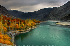 Colors (M Atif Saeed) Tags: pakistan mountain lake mountains nature water landscape explore areas northern northernareas frontpage thepowerofnow atifsaeed gettyimagespakistanq1