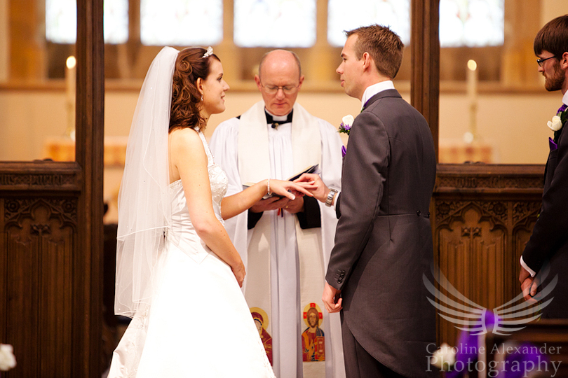 Minchinhampton Church Wedding 5
