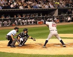 Jim Thome (Brule Laker) Tags: baseball uscellularfield minnesotatwins americanleague chicagowhitesox