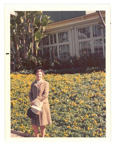 Patsy at Santa Anita 1969