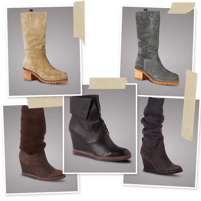 Marc O'Polo Fall Boots
