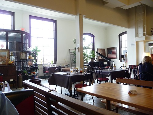 Old Post Office Antiques & Collectibles - Piano Cafe