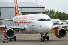G-EZFO - 4080 - Easyjet - Airbus A319-111 - Luton - 100901 - Steven Gray - IMG_5611