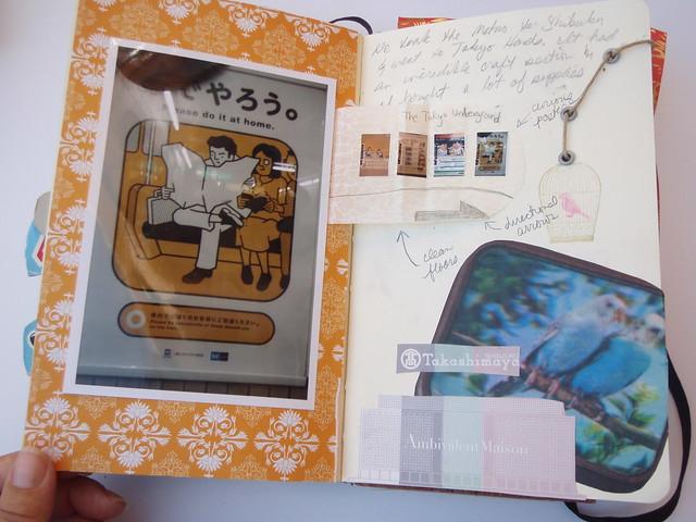 tokyo 09 journal