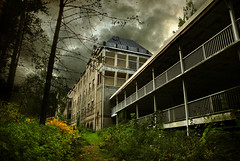 (Sameli) Tags: old urban building architecture hospital suomi finland empty exploration asylum psychiatric ue mental 1903 urbex