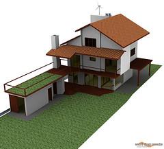 Casa da Tapera - by andré diogo moecke