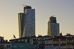 Trump Tower (William Veder) Tags: istanbul 2010 kulturhauptstadt avrupakltrbakenti axisofgood