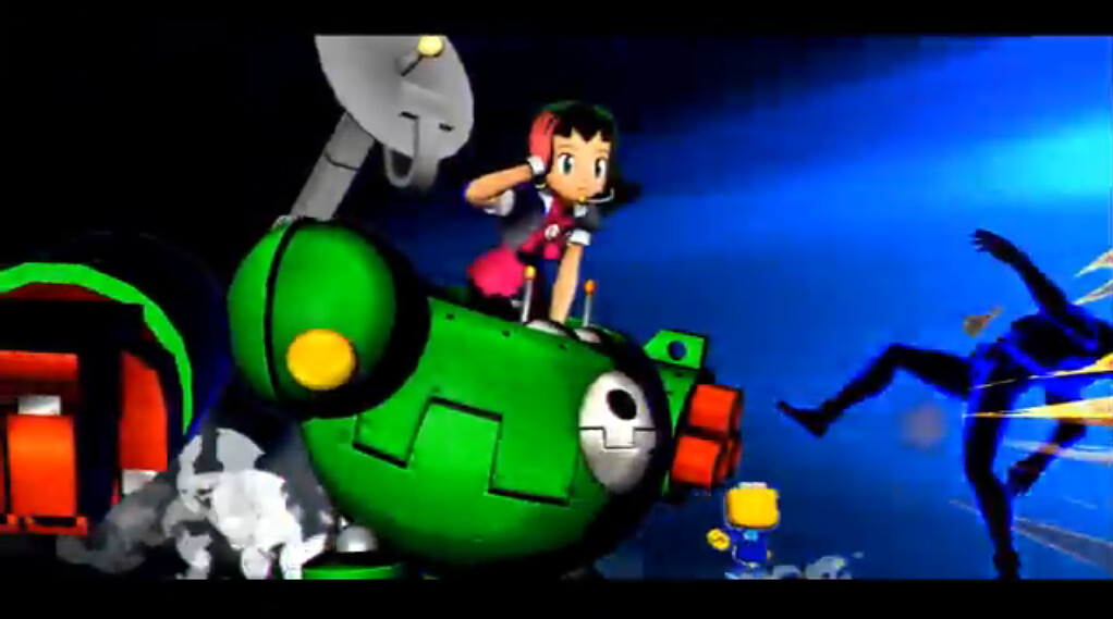 Marvel vs Capcom 3 Fate of Two Worlds Tokyo Game Show 2010 Tron Bonne super capcom Game trailer
