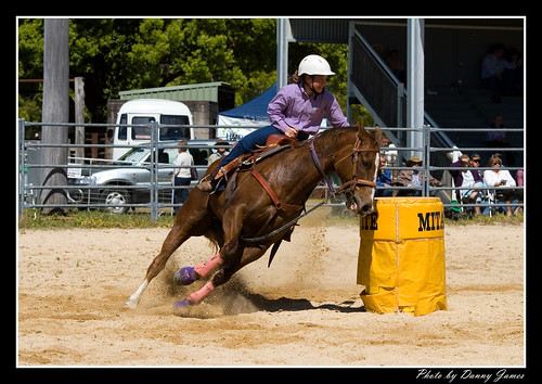 Stroud Rodeo - 18-09-2010 - 006 - Framed