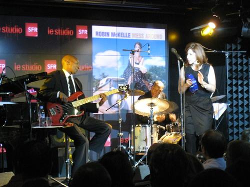 2010 09 16 Robin McKelle au Studio SFR 18