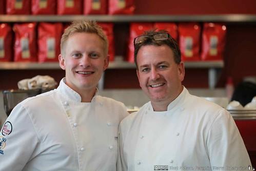 Chefs Rob Feenie and Eric Foskett of the Cactus Club
