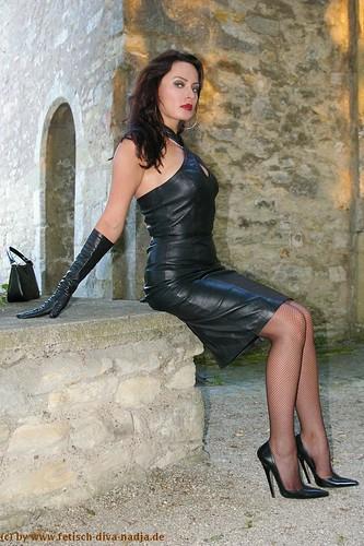 Leather goddess fetish photos 399