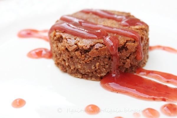 torta di cous cous