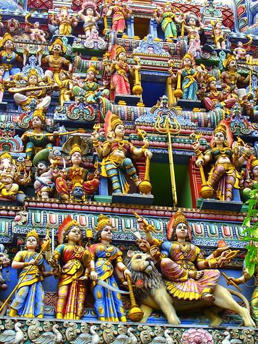 The veeremakaliamman pantheon by Zahid Rohmat, on Flickr