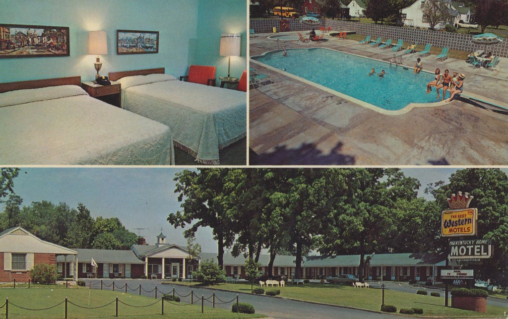 Old Kentucky Home Motel - Bardstown, Kentucky