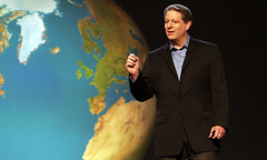 Al Gore to give environmental speech in Peru