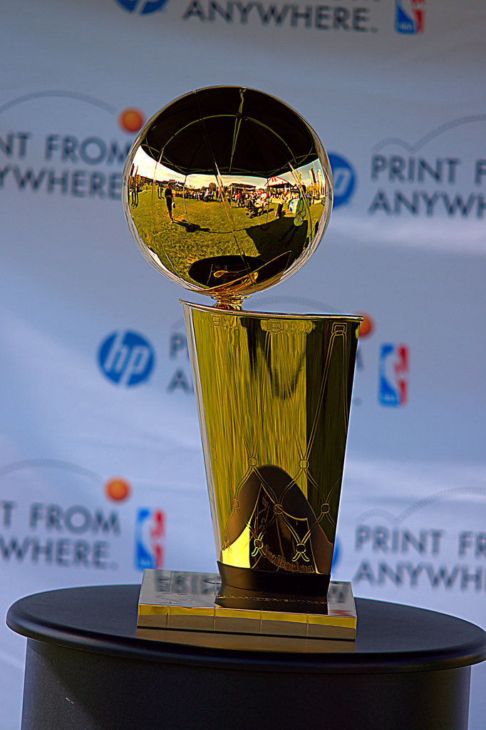 The Holy Grail of Basketball