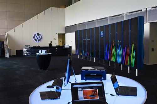 HP lobby