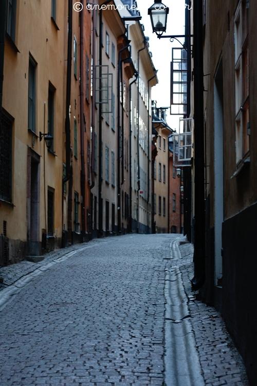 Stoccolma: Gamla Stan..
