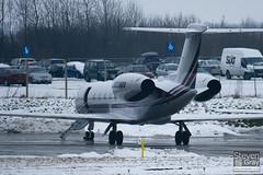 N508QS - 631 - Netjets - Gulfstream V - Luton - 100112 - Steven Gray - IMG_6153