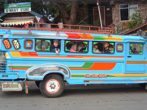 marvin's jeepney