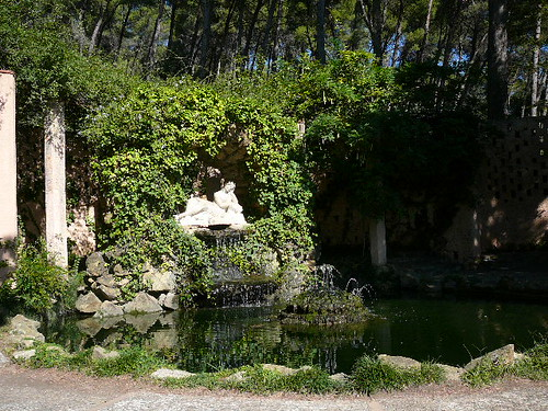Park Laberint d'Horta
