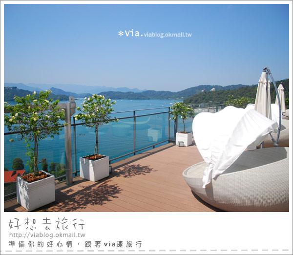【南投】欣賞日月潭最美角度的餐廳~雲品酒店雲月舫8