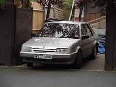 1991 Rover Montego 2.0 GSi Automatic Saloon. (bramm77) Tags: uk silver austin rover retro automatic british 1991 20 saloon survivor leyland montego gsi oseries 1994cc h773nok