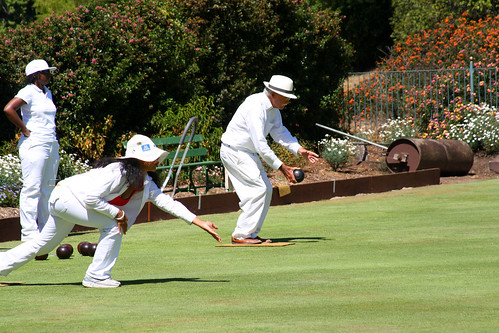 San Francisco Lawn Bowling Club