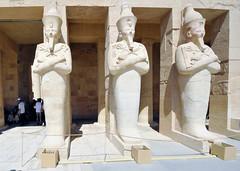 Hatschepsut4 (juergenberlin) Tags: nil luxor ägypten tempel hatschepsut pharaonen