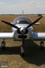 OO-F79 - 6-9056 - Private - Zenair CH-601 Zodiac - 100710 - Fowlmere - Steven Gray - IMG_6682