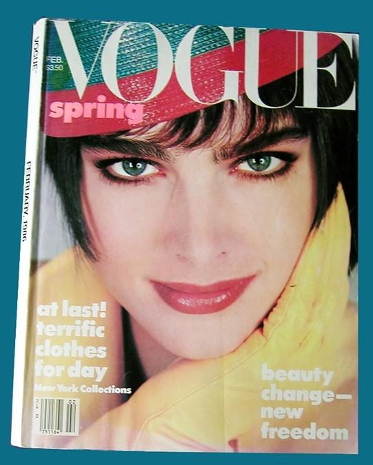 Vogue-February 1986