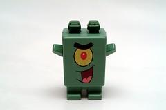 J. PLANKTON (kingkong21) Tags: j burgerking spongebob plankton