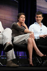 Maura Tierney plays Kathryn Pearle in ABC's 'The Whole Truth' (djtomdog) Tags: er abc tca beverlyhilton tvjunkie mauratierney thewholetruth televisioncriticsassociation thomasattilalewis thetvjunkie kathrynpearle