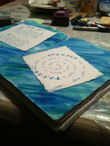 Art journal - Sep 22