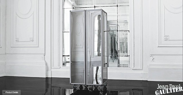 Jean Paul Gaultier voor Roche Bobois