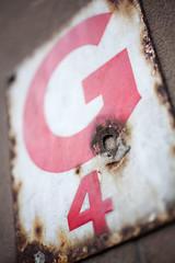 edinburgh_7.04.2010_4106 (patrick h. lauke) Tags: sign typography rust edinburgh g4 rusty signage type