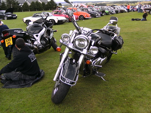 5022322627 2dc7ee9314 Motorbikes at Blackford Phantoms Show.