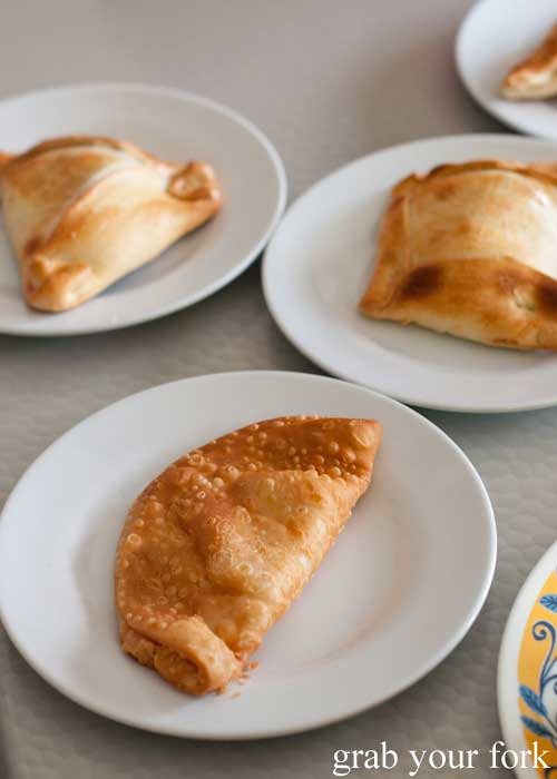 Cocina Sara Empanadas Pollo | La Paula Fairfield Grab Your Fork A Sydney Food Blog