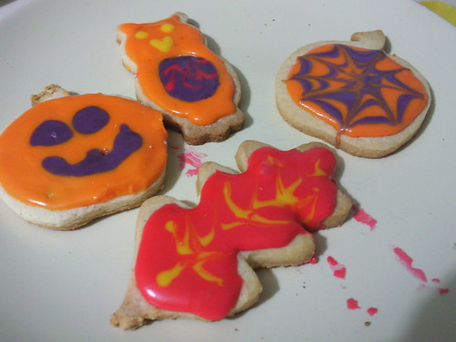 Sept 2010 Daring Bakers Challenge: Decorated Sugar Cookies